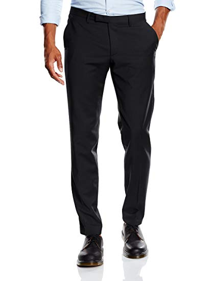 Cinque Men's Cipanetti-h Suit Trousers: Amazon.co.uk: Clothing