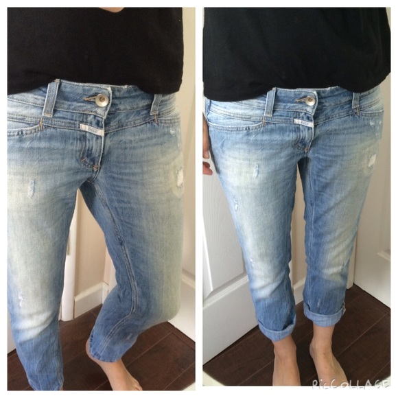 Closed Jeans | Starlet Distressed Ankle | Poshmark