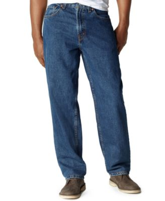 Levi's Men's Big and Tall 560 Comfort Fit Jeans - Jeans - Men - Macy's