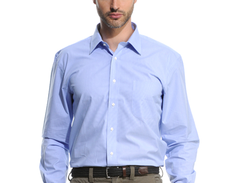 Men's Shirts sizes - Comfort Fit, Button down Collar - Bexley