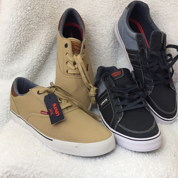 Levi's Shoes | 2 Pairs Of Levis Comfort Size 13 Nwt | Poshmark