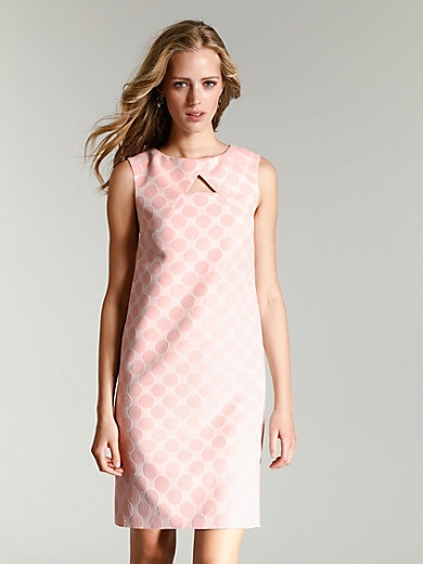 Sleeveless dress comma, Womens Clothing pale pink/multi-coloured