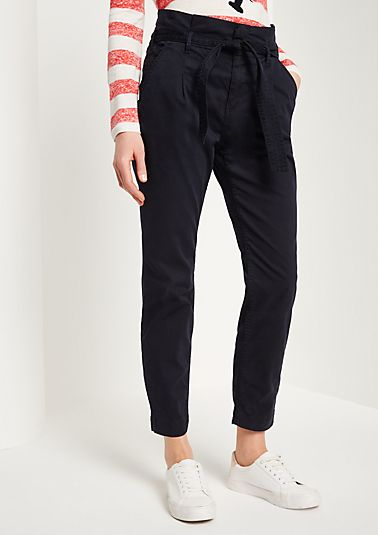 Casual Trousers for Women | comma Fashion