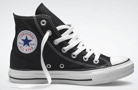 Converse Shoes Chuck Taylor All Star Hi- black | Skates USA