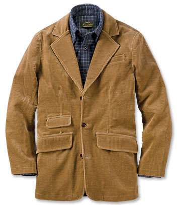 Corduroy Jacket for Men / King's Corduroy Jacket -- Orvis