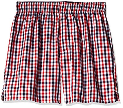 Amazon.com: Jockey Boys' Cotton Boxer Shorts UB08 - (11-12 Years