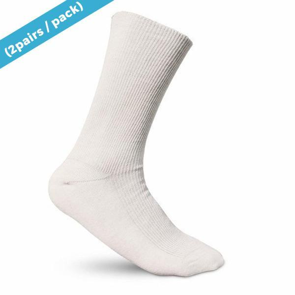Hypoallergenic Socks, Latex-Free | Eczema Cotton Socks