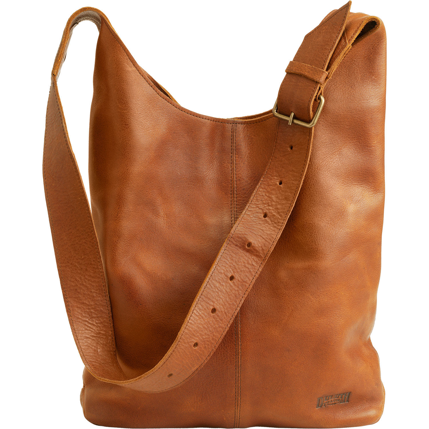 Women's Lifetime Leather Crossbody Bag | Duluth Trading Company