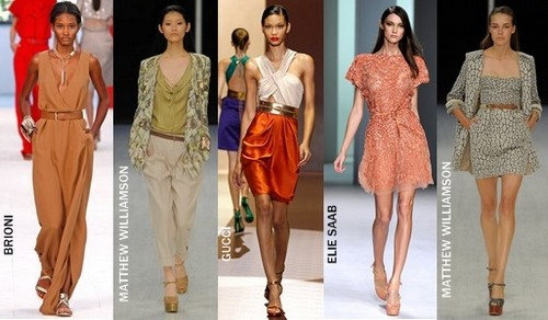Spring Summer Fashion Trends 2011 - Current Fashion Trends - Eco Chic