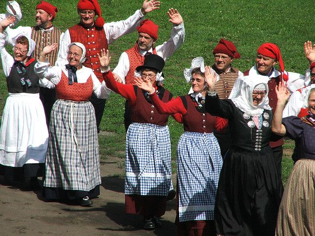 Traditional dress of Denmark: A hallmark of the Danish culture