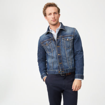 Men | Outerwear | Denim Jacket | Club Monaco