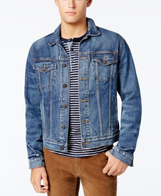 Tommy Hilfiger Men's Classic Denim Jacket & Reviews - Coats