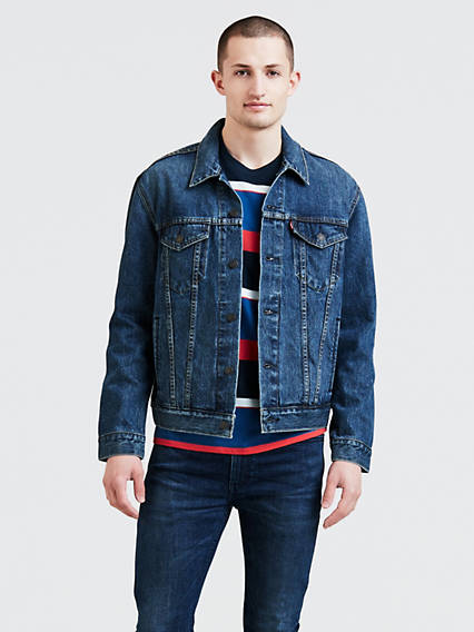 Denim Jackets - Shop Men's Jean Jackets & Outerwear | Levi's® US
