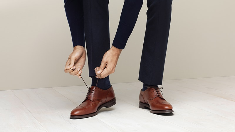 How to Wear Derby Shoes for a Dapper Look - The Trend Spotter