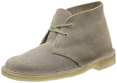 Amazon.com | CLARKS Women's Desert Boot Ankle Bootie | Ankle & Bootie