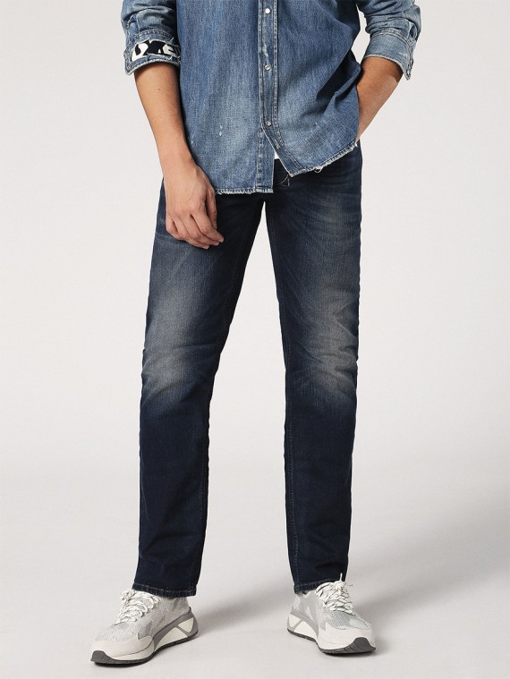 Diesel Larkee 0853R Regular Straight Jean Jeans, from ApacheOnline