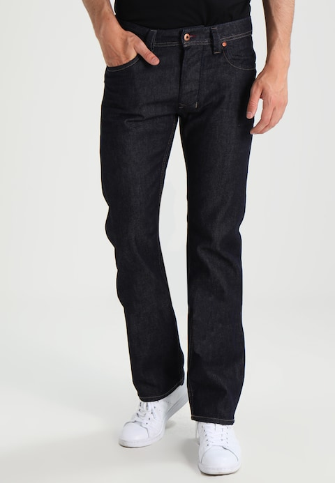 Diesel LARKEE - Straight leg jeans - 084hn - Zalando.co.uk
