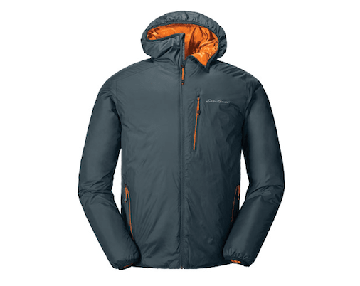 Editors' Choice Snow 2017: Eddie Bauer EverTherm Down Hooded Jacket