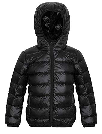 Amazon.com: Seeduck Kids Powder Lite Puffer Packable Down Jackets