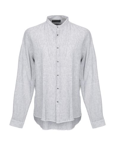Drykorn Striped Shirt - Men Drykorn Striped Shirts online on YOOX