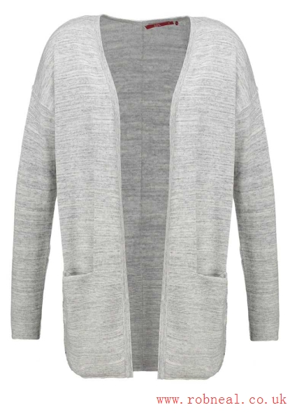 Cardigans Grey Cardigan Womens Edc By Esprit Cardigans Not To Be