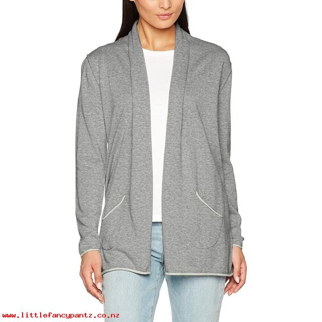 Special sales products women ESPRIT cardigans Mid grey 9243232
