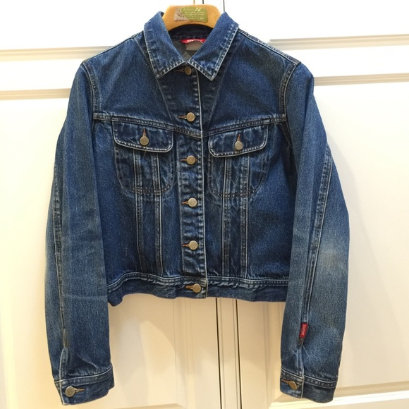 ESPRIT Jackets & Coats | Vintage Denim Jacket | Poshmark