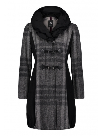 Winter coat With a collar - Gil Bret - 92256120