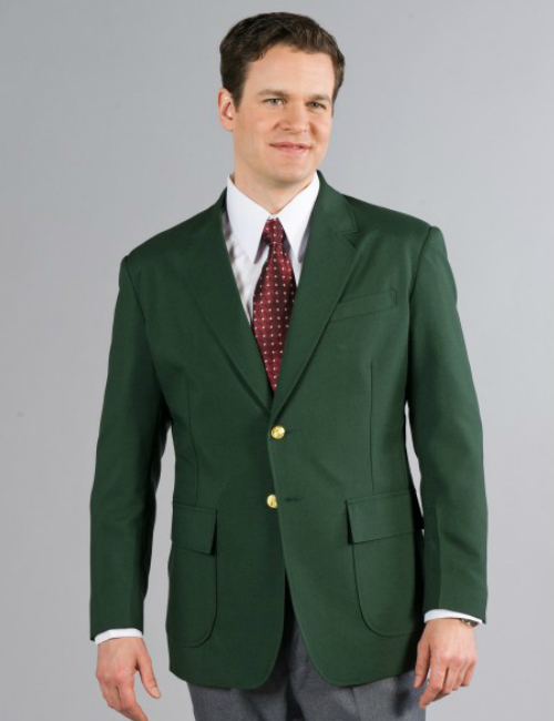 Warm autumn or fresh late summer? Blazers in green always fit!
