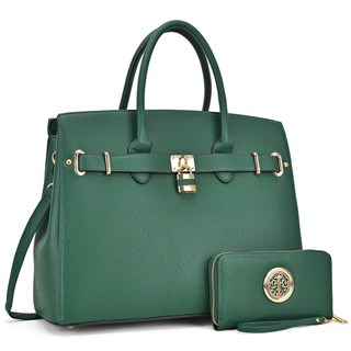 Green Handbags | Shop our Best Clothing & Shoes Deals Online at
