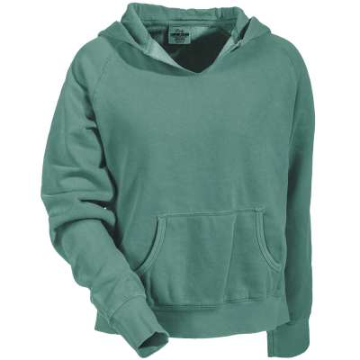 Comfort Colors Sweatshirts: Women's Geen C1595 SFM V Neck
