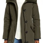 Green Parka – practical coat with history