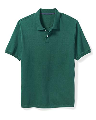 Medium Dark Green Polo Shirts: Amazon.com