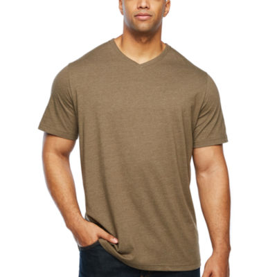 Short Sleeve Green Shirts for Men - JCPenney