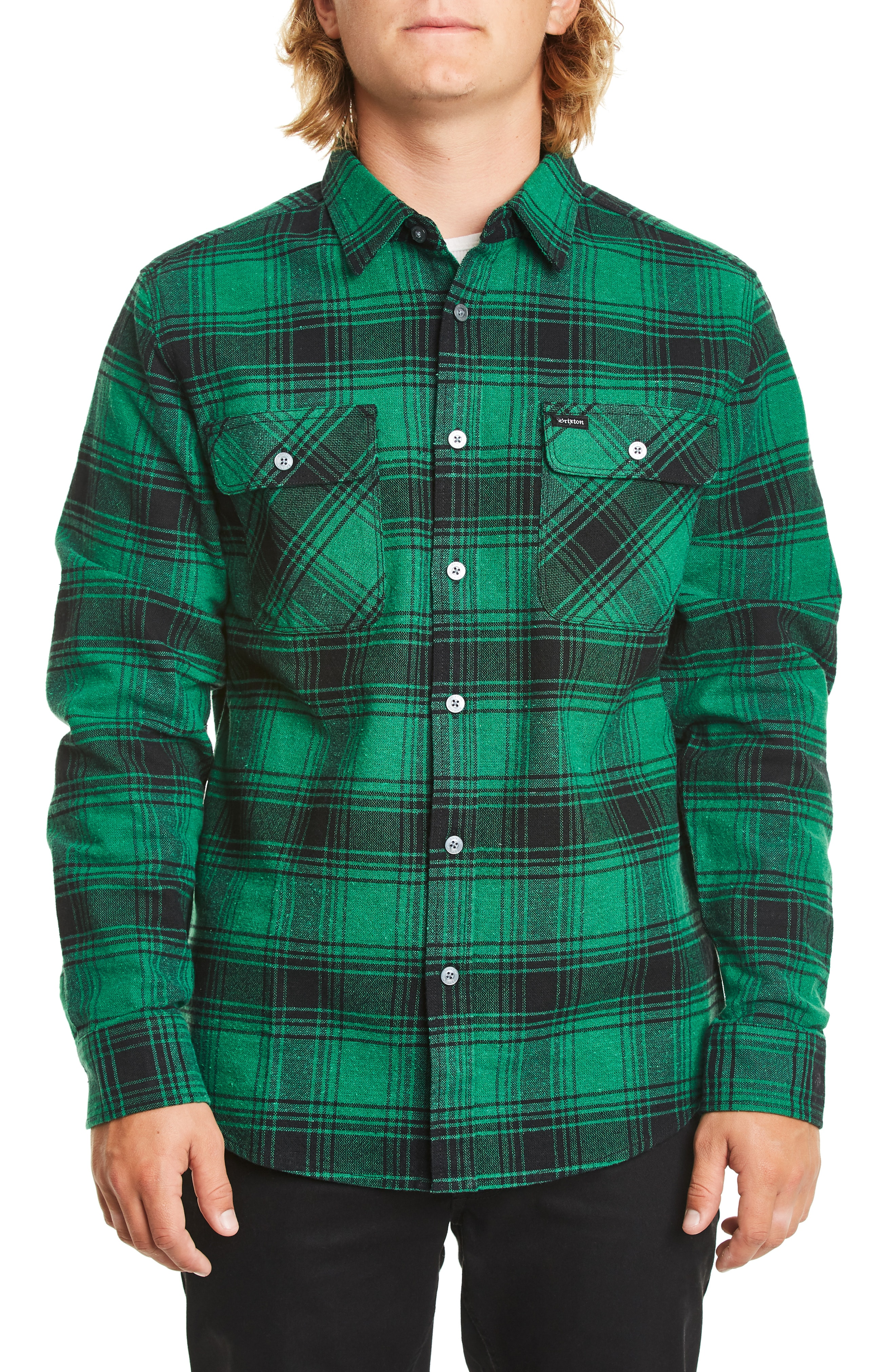 Men's Green Shirts | Nordstrom