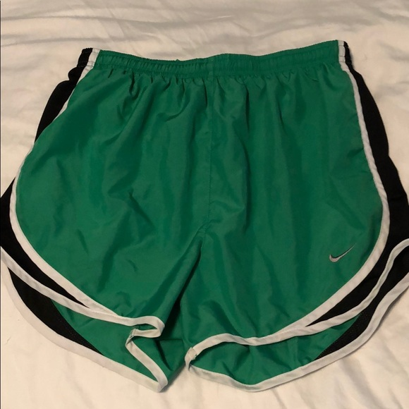 Nike Shorts | Green Athletic | Poshmark