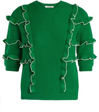 Emerald Green Sweater - ShopStyle