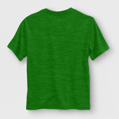 Boys' Teenage Mutant Ninja Turtles Short Sleeve T-Shirt - Green : Target