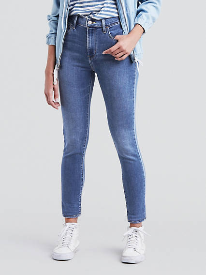 Women's High Waisted Jeans - Shop High Rise Jeans for Women | Levi's® US
