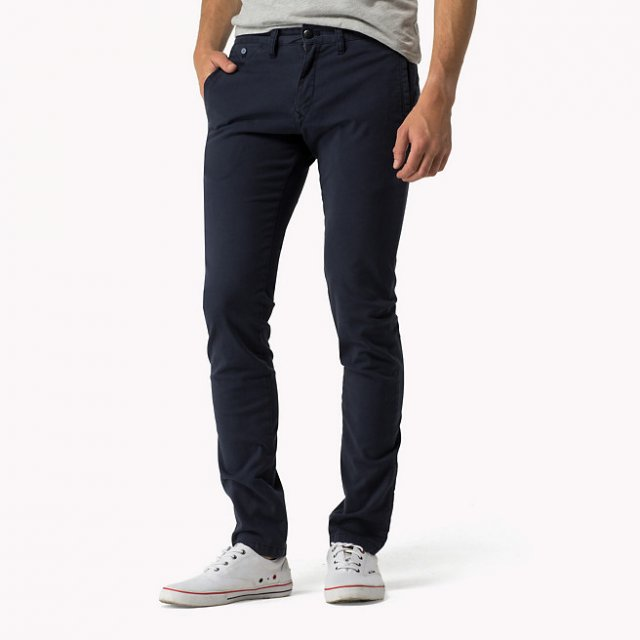 Tommy Hilfiger Slim chino - Jeans - Barbours