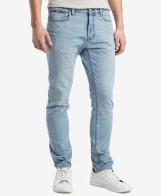 Tommy Hilfiger Tommy Hilfiger Men's Slim-Fit Stretch Tapered Denim