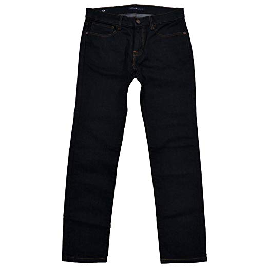 Tommy Hilfiger Mens Slim Fit Denim Jeans at Amazon Men's Clothing store: