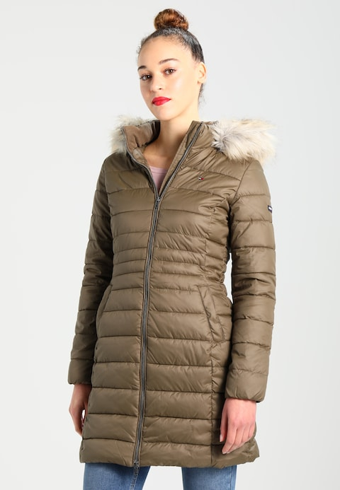 Hilfiger Denim Winter coat - crocodile - Zalando.ie
