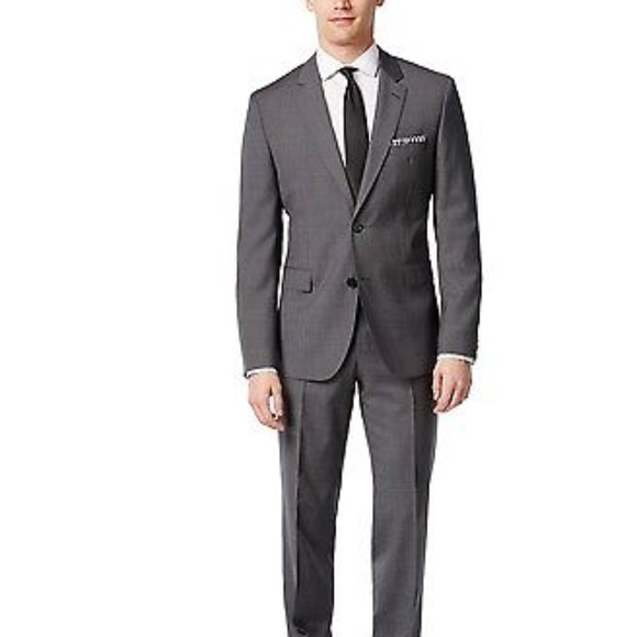 Hugo Boss Suits & Blazers | New Cjeffreycsimmons Grey Suit 42l