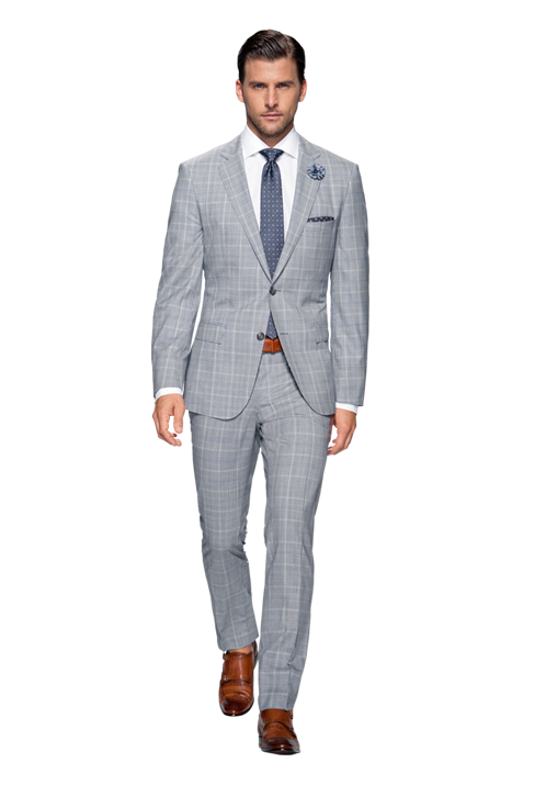 Hugo Boss suit I like the cut and the colour, just not the