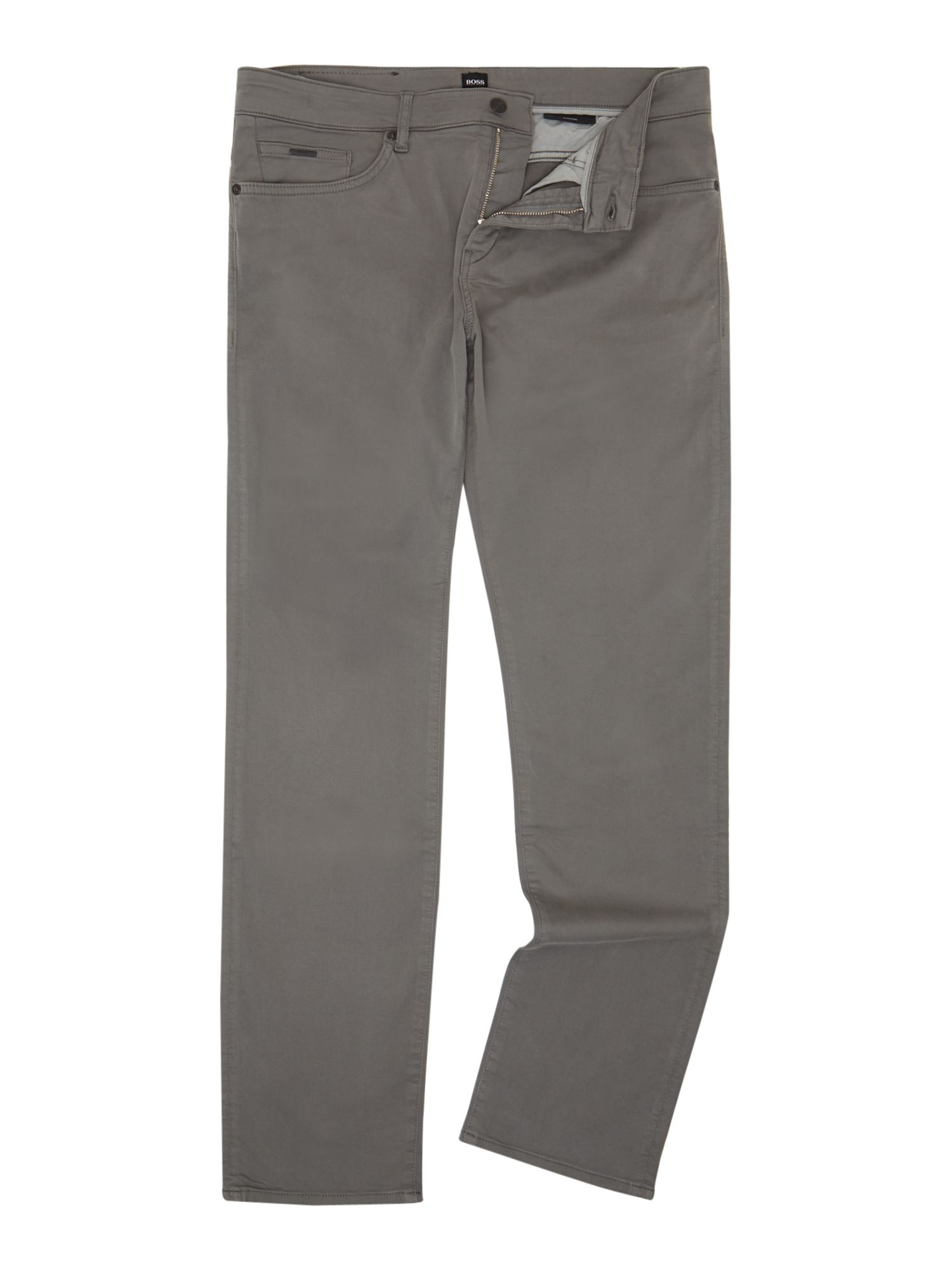 Hugo Boss Delaware 5 Pocket Slim Fit Trouser - House of Fraser