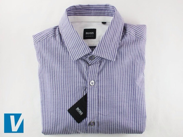 How to Identify a Fake Hugo Boss Shirt - Snapguide