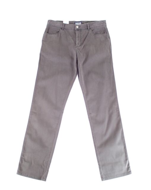 johnnie-O Gray Mens Size 40x34 Button Zip-fly Pants Stretch #176 | eBay