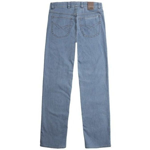 John Inch' Fit Premium Denim Jean in Light Denim (Size 46 Only) by