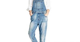 Amazon.com: Women Clothing Blue Jeans Denim Overalls: Clothing